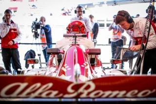 Fotos de la semana 2 de test F1 2020 en Barcelona Foto 49