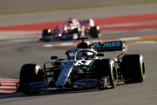 Fotos de la semana 2 de test F1 2020 en Barcelona Foto 50