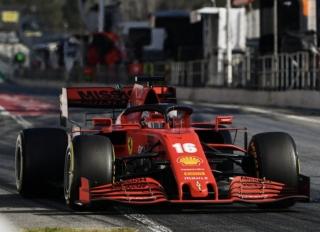 Fotos de la semana 2 de test F1 2020 en Barcelona Foto 54