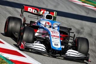 Fotos de la semana 2 de test F1 2020 en Barcelona Foto 55