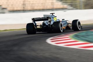 Foto 2 - Fotos Sergio Pérez F1 2017