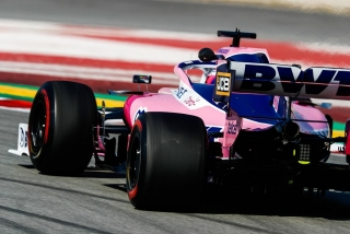 Fotos Sergio Pérez F1 2019 Foto 4