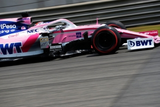 Fotos Sergio Pérez F1 2019 Foto 20
