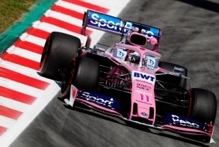Fotos Sergio Pérez F1 2019 Foto 34