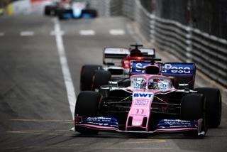 Fotos Sergio Pérez F1 2019 Foto 43