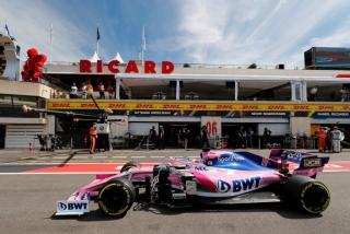 Fotos Sergio Pérez F1 2019 Foto 53