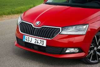 Foto 1 - Fotos Škoda Fabia 2018