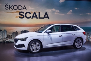Fotos Skoda Scala 2019 Foto 1