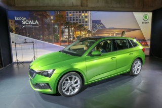 Fotos Skoda Scala 2019 Foto 2