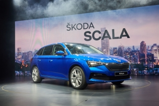 Fotos Skoda Scala 2019 Foto 3