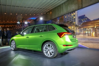 Fotos Skoda Scala 2019 Foto 4