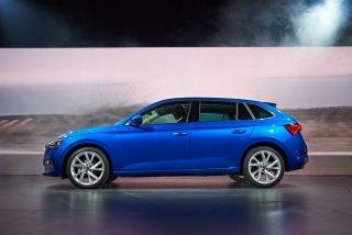 Fotos Skoda Scala 2019 Foto 5