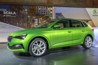 Fotos Skoda Scala 2019 Foto 6