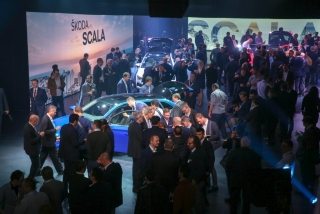Fotos Skoda Scala 2019 Foto 7