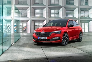 Fotos Skoda Scala 2019 Foto 11