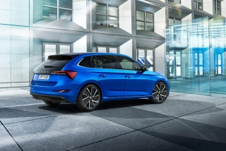 Fotos Skoda Scala 2019 Foto 12
