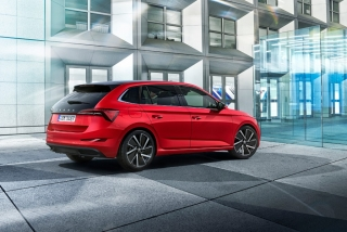 Fotos Skoda Scala 2019 Foto 13
