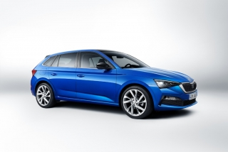 Fotos Skoda Scala 2019 Foto 16
