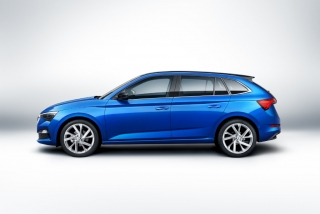 Fotos Skoda Scala 2019 Foto 21