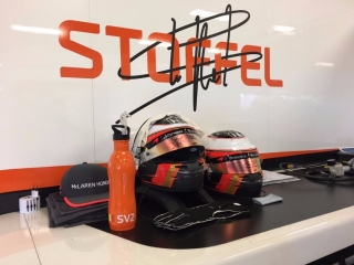 Foto 1 - Fotos Stoffel Vandoorne F1 2017