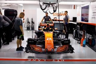 Fotos Stoffel Vandoorne F1 2017 Foto 93