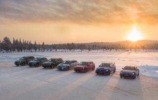 Fotos Subaru Snow Drive 2018 - Foto 1