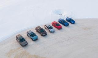 Fotos Subaru Snow Drive 2018 - Foto 4