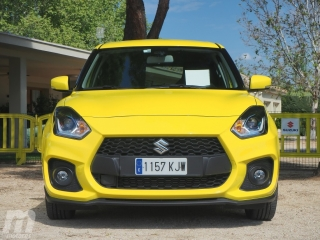 Fotos Suzuki Swift Sport 2018 - Foto 2