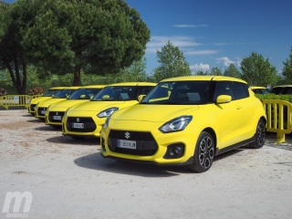 Fotos Suzuki Swift Sport 2018 - Foto 4