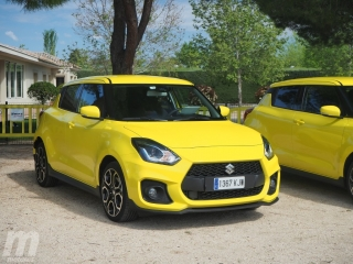 Fotos Suzuki Swift Sport 2018 - Foto 5