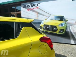 Fotos Suzuki Swift Sport 2018 Foto 16