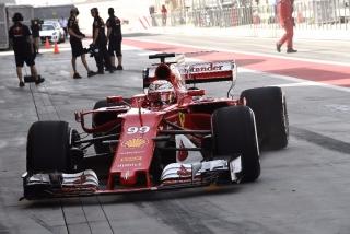 Fotos Test F1 2017 Bahrein Foto 4