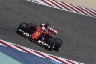 Fotos Test F1 2017 Bahrein Foto 6