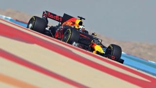 Fotos Test F1 2017 Bahrein Foto 7