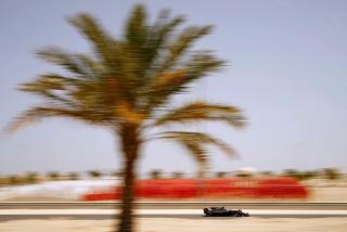Fotos Test F1 2017 Bahrein Foto 1