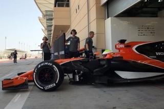 Fotos Test F1 2017 Bahrein Foto 11