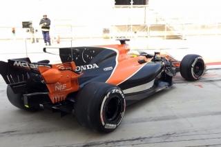 Fotos Test F1 2017 Bahrein Foto 13