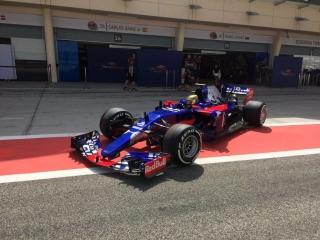 Fotos Test F1 2017 Bahrein Foto 15