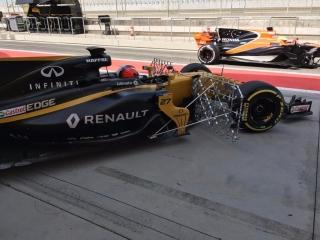 Fotos Test F1 2017 Bahrein Foto 18