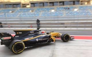 Fotos Test F1 2017 Bahrein Foto 19
