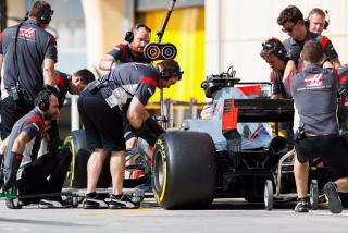 Fotos Test F1 2017 Bahrein Foto 21