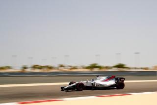 Fotos Test F1 2017 Bahrein Foto 23