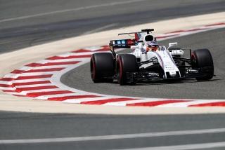 Fotos Test F1 2017 Bahrein Foto 27