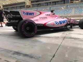Fotos Test F1 2017 Bahrein Foto 30