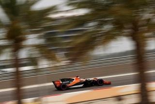 Fotos Test F1 2017 Bahrein Foto 31
