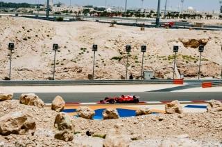 Fotos Test F1 2017 Bahrein Foto 33