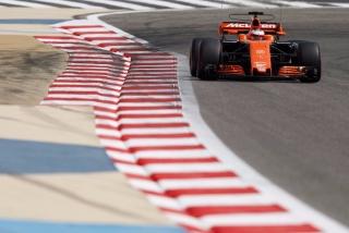 Fotos Test F1 2017 Bahrein Foto 3