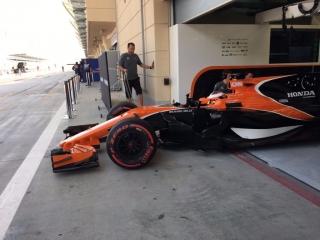 Fotos Test F1 2017 Bahrein Foto 38