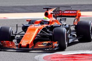 Fotos Test F1 2017 Bahrein Foto 52
