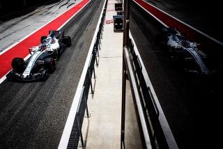 Fotos Test F1 2017 Bahrein Foto 56